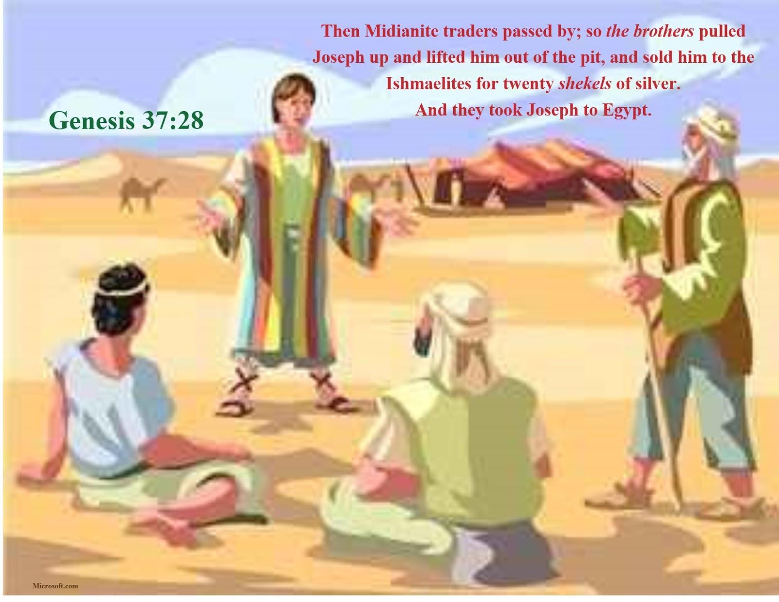 Bible Fun For Kids Genesis Joseph S Dreams And His Colorful Coat