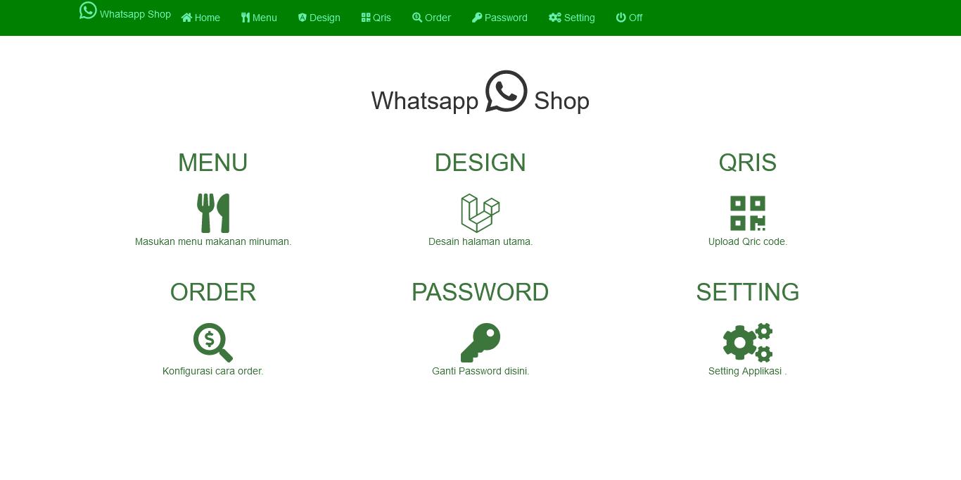 whatsapp online shop order toko online shop aplikasi pembuatan toko online