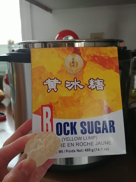 rock sugar