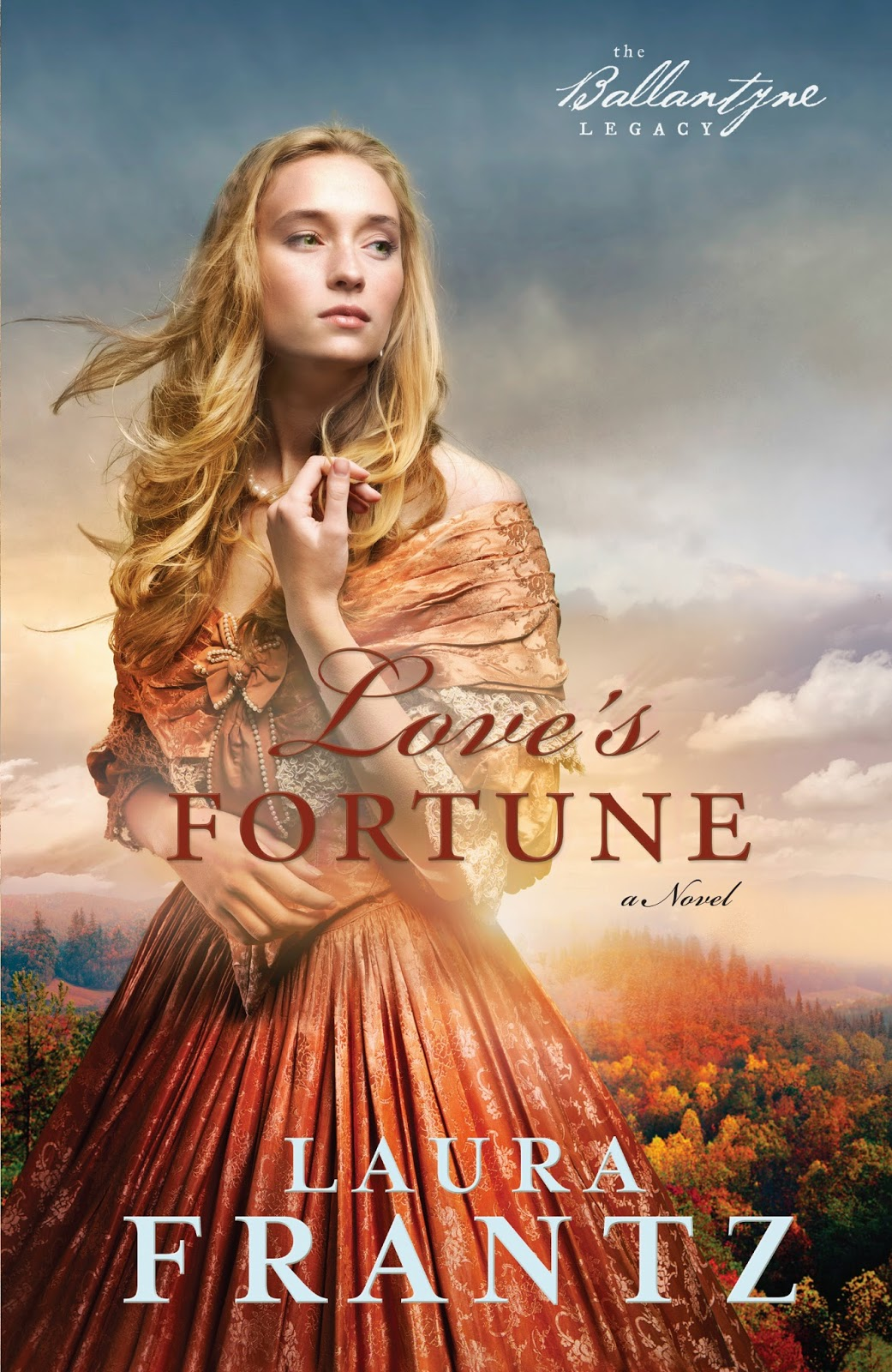 Review - Love's Fortune by Laura Frantz