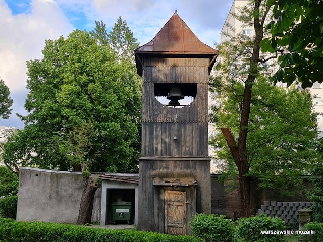 Warszawa Warsaw Praga Południe Grochowska 365 obiekty drewniane drewniak architektura architecture