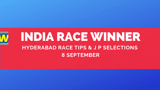 Hyderabad Race Selections 8 September
