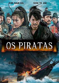 Os Piratas - BDRip Dual Áudio
