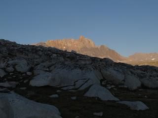 Mount Humphreys im Abendlicht
