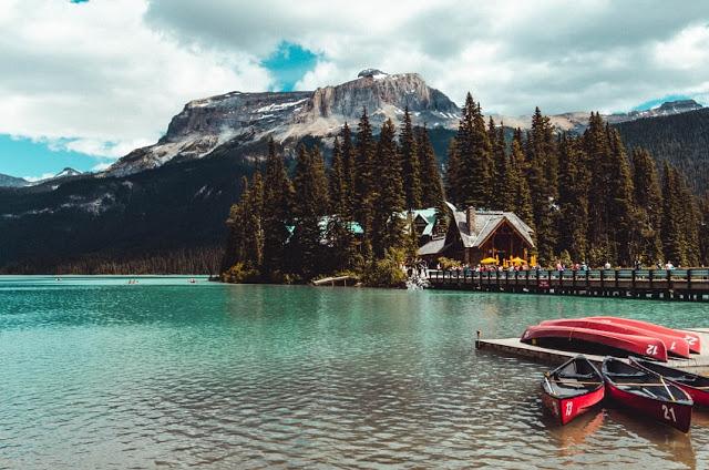 parque nacional canadá