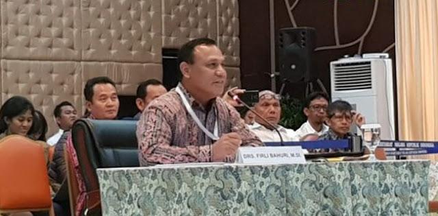 Masuk 10 Besar, Firli Ingin KPK Lakukan Mitigasi Korupsi