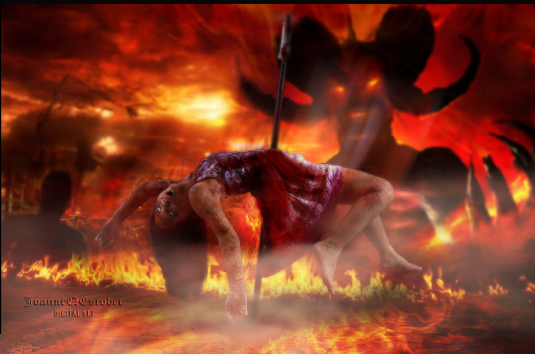 Devil Of Hell S Kitchen Foggy Girlfriend
