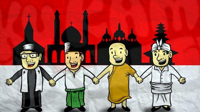 Agama Bukan Alat Perpecahan, Justru Pemersatu Bangsa
