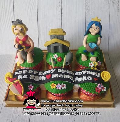Cupcake Game COC