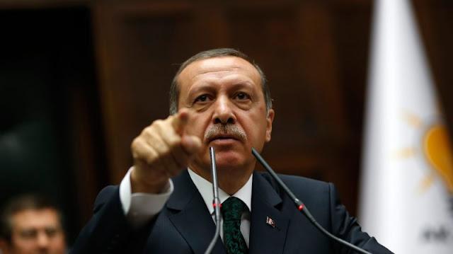 Erdogan Sebut Israel Teroris Dan Negara Pembunuh Anak