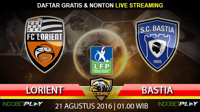 Prediksi Lorient vs Bastia 21 Agustus 2016 (Liga Prancis)