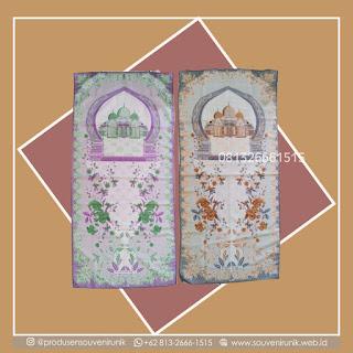 Toko Souvenir Tahlil di Surabaya | 0813-2666-1515