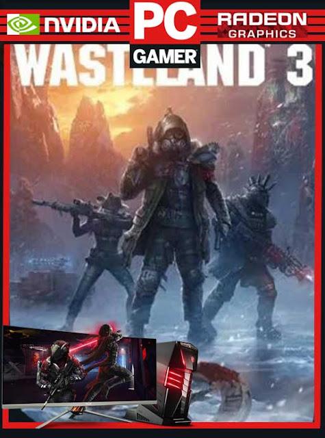 Wasteland 3 (2020) PC Full Español [GoogleDrive] SXGO