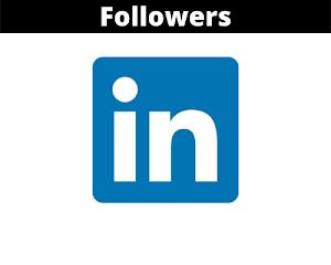 Jual Followers LinkedIn Profile (USA) Murah Terpercaya (100 Followers)