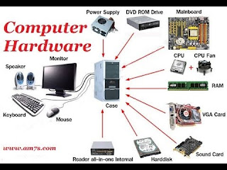 What is Computer hardware ?