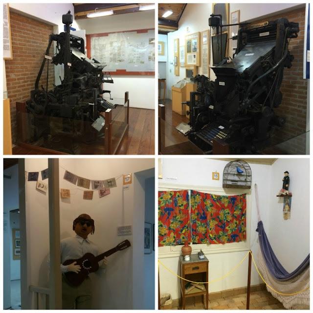 O que fazer em Campos do Jordão com chuva - Museu da Xilogravura