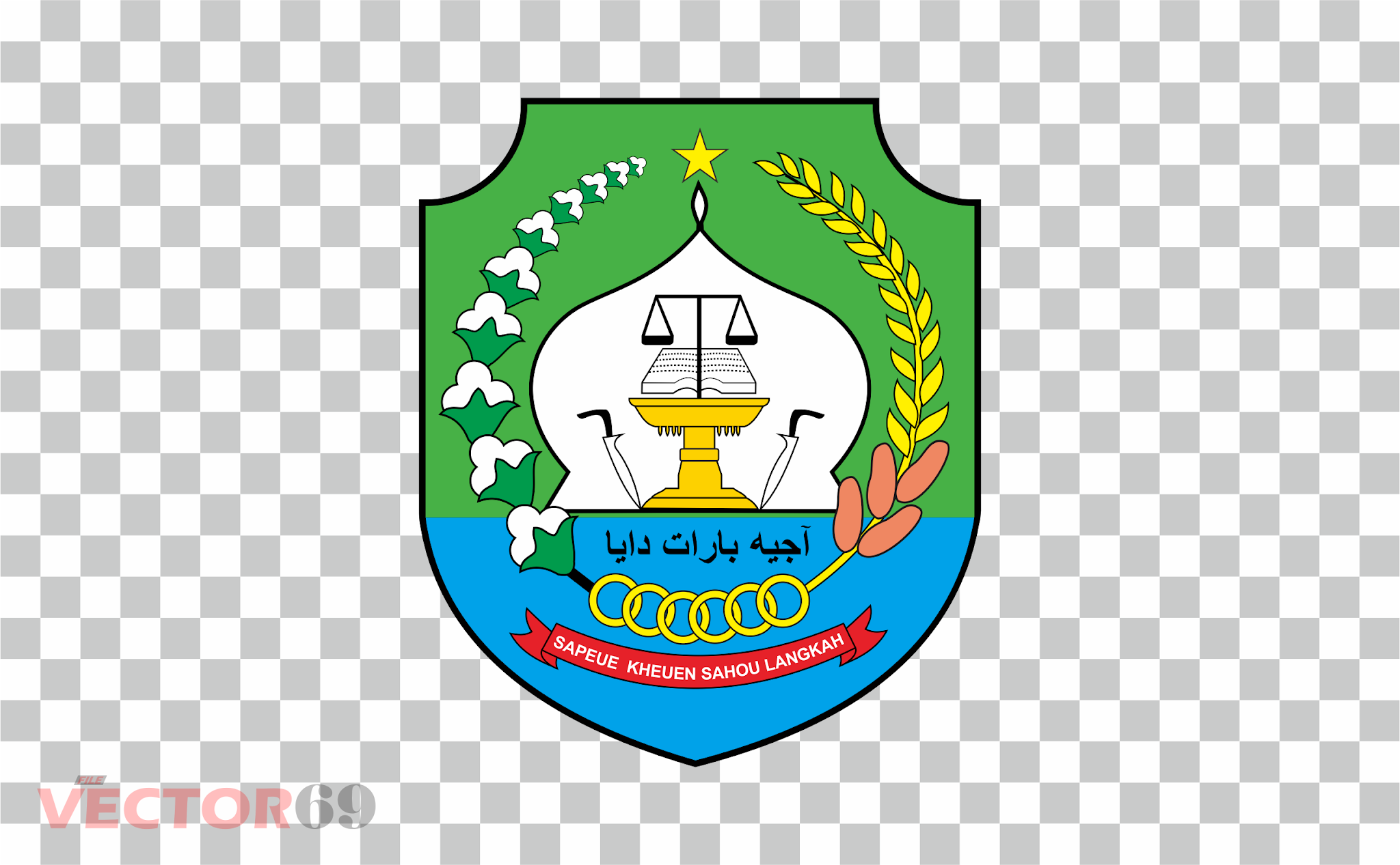 Kabupaten Aceh Barat Daya Logo - Download Vector File PNG (Portable Network Graphics)