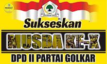 Ini Tahapan-Tahapan MUSDA DPD II Partai Golkar Kabupaten Sidrap