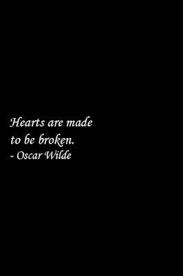 heartbreak quotes by oscar wilde