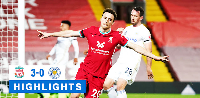 Liverpool vs Leicester City – Highlights