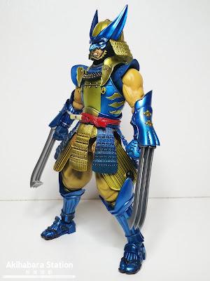 Mei Sho Manga Realization Muhomono Wolverine - Tamashii Nations