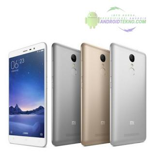 Spesifikasi Xiaomi Redmi 3