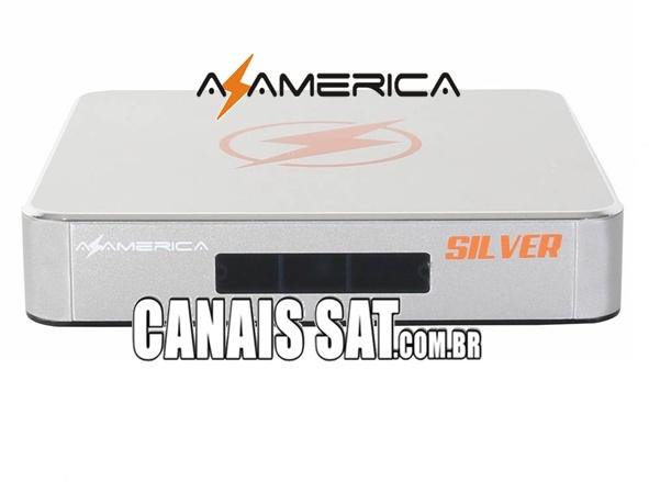Azamerica Silver IPTV Atualização V1.2.26 - 04/03/2021