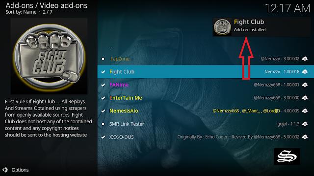 fight-club-addon-kodi-19-matrix