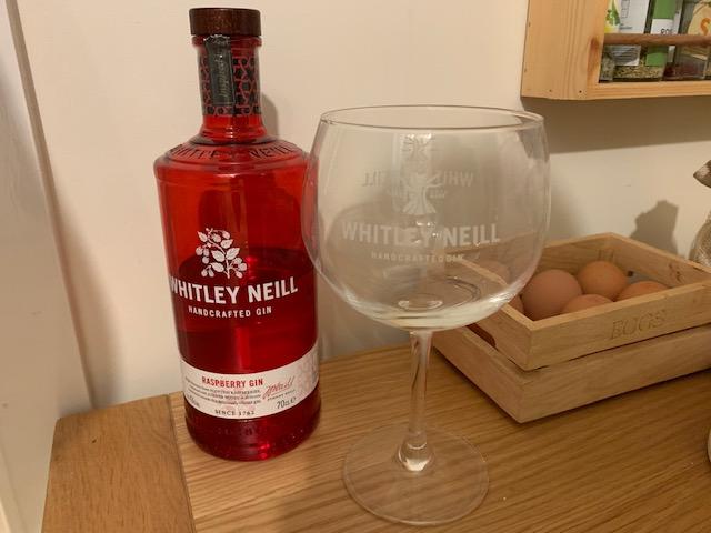 Whitley Neill, Gin, Rasperry Gin,