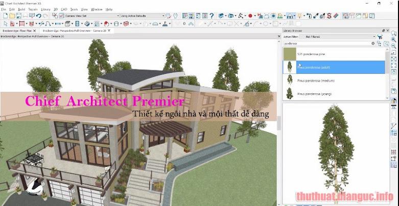 Download Chief Architect Premier X11 v21.3.0.85 Full Crack
