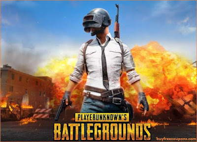 PUBG Mobile Redeem Code & Coupons For All Users