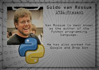 Python de langue, cycle complet sur python