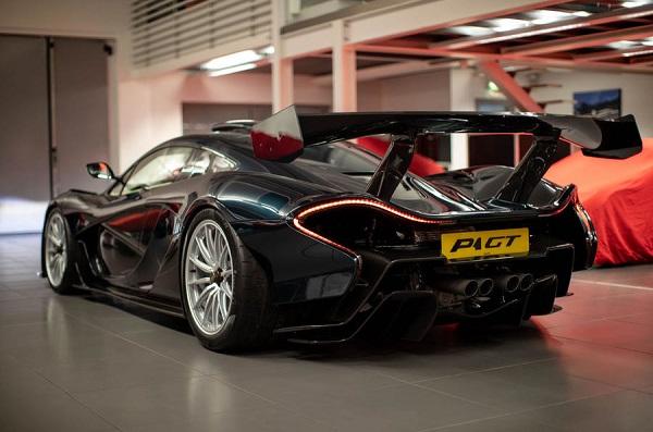McLaren P1 GT Long Tail