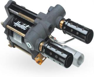 Haskel Air Driven Pumps GFS35