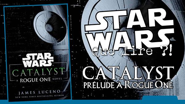présentation de la couverture du roman Catalyst