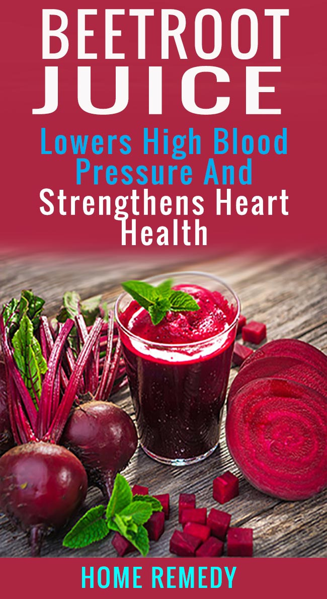 Lowers High Blood Pressure And Strengthens Heart Health