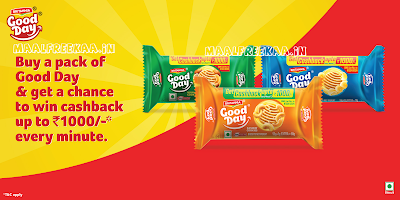 GoodDay CashBack Offer Get FREE Daily