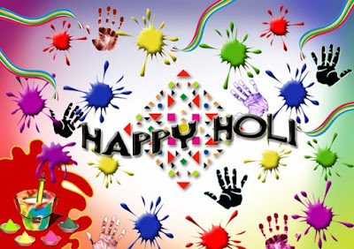 Happy holi whatsapp status Dp