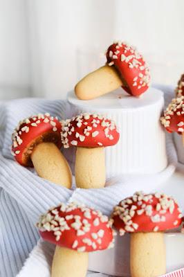Smurfs mushroom recipes
