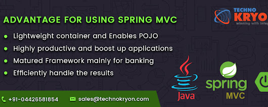 How spring MVC differ from other Framework