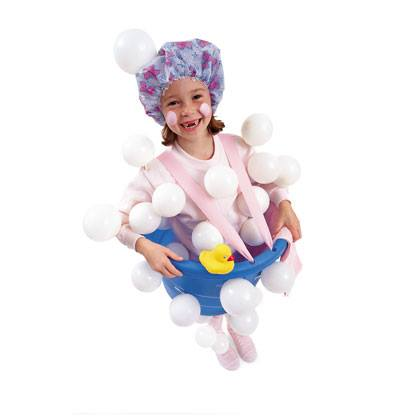 Bubble Bather Costume