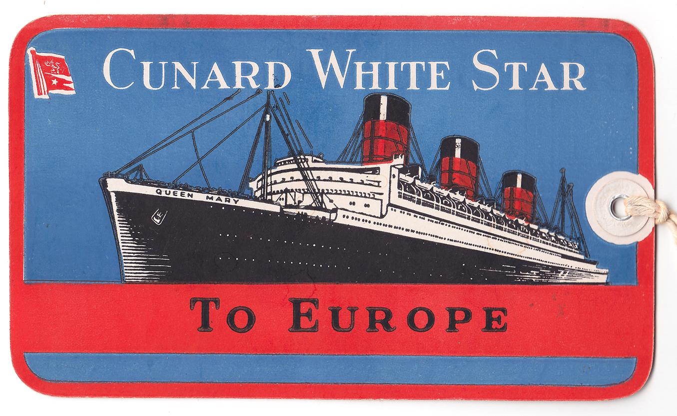"Блогът на Венцислав Жеков: ""CUNARD LINE"" И ""WHITE STAR LINE"" В ..."