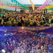 Enquete: qual Bloco deu mais gente em Lago dos Rodrigues?