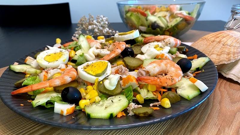 Salada delícia (Tiktok)