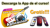 App de curso de guitarra