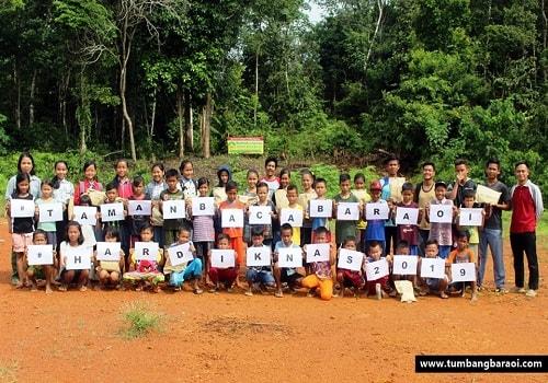 Anak-Anak Taman Baca Baraoi