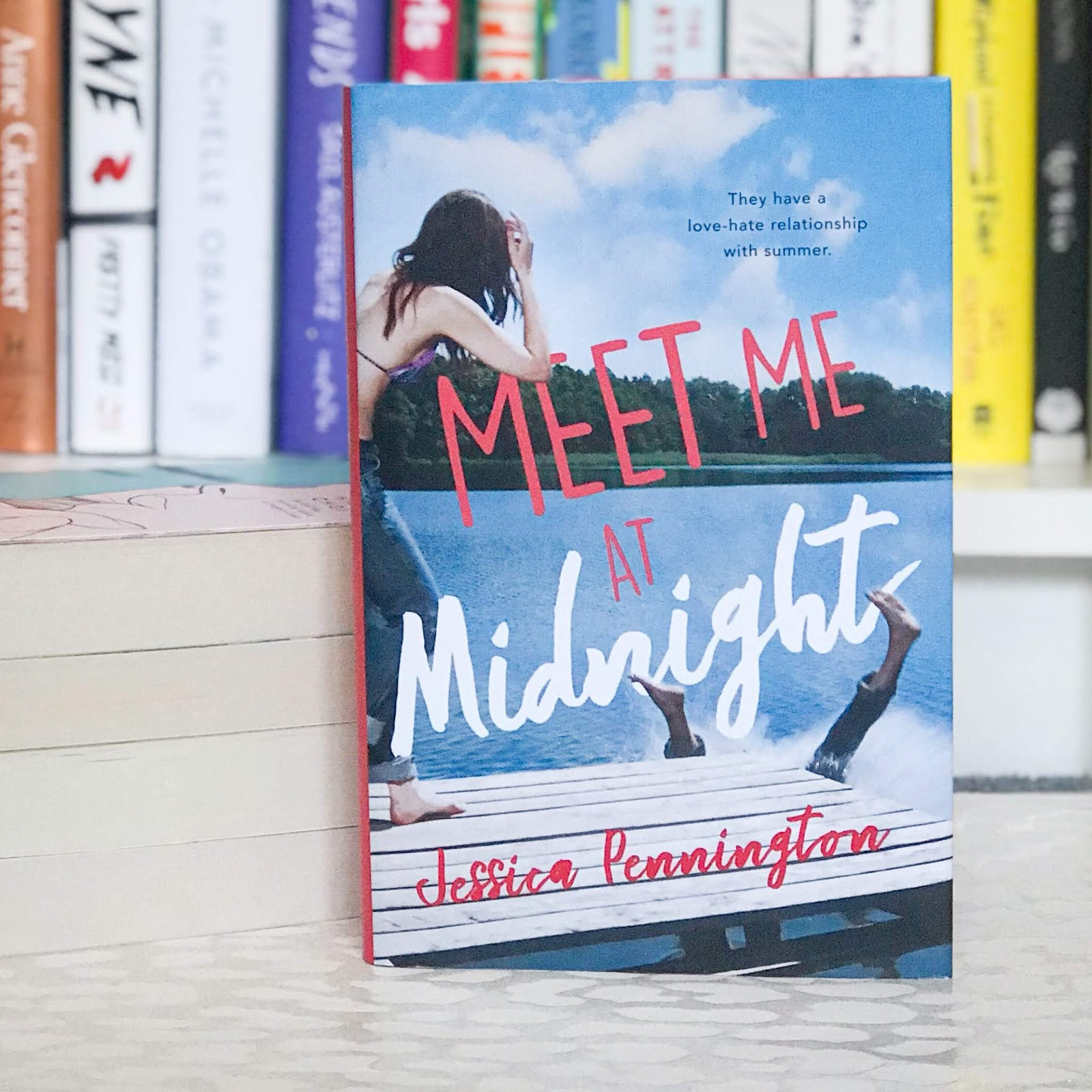 Meet Me at Midnight - Jessica Pennington | Spoiler Free Book Review