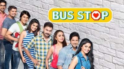 Bus Stop 2017 Full Marathi Movies Free Download 480p BluRay