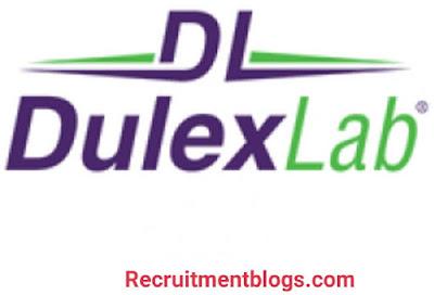 IPC & FS Engineer (Technologist) At Dulex Lab