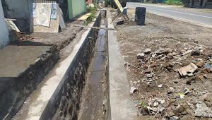 Bicara Terkait Pembangunan drainase Ruas Balung - Ambulu